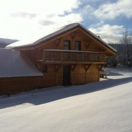 Chalet la Marmotte des Fies, couleurs d'hiver - Location de vacances - Xonrupt-Longemer