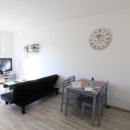 Espace salon - Location de vacances - Parey-sous-Montfort