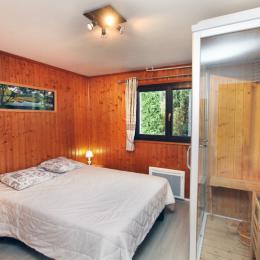Chambre parentale avec sauna - Location de vacances - Xonrupt-Longemer