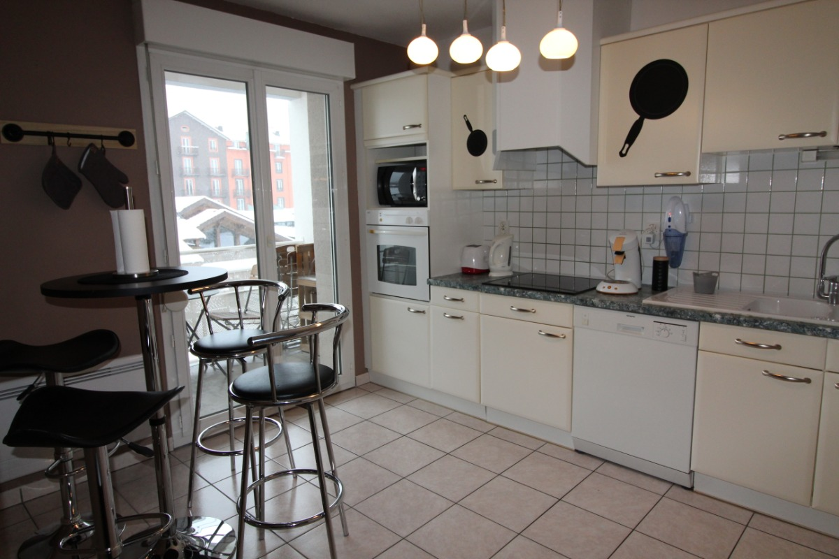 cuisine - Location de vacances - Gérardmer
