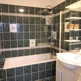 Salle de bain - Location de vacances - Gérardmer