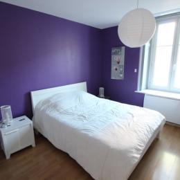 Chambre 2 famille lit double et lit à étage - Location de vacances - Gérardmer