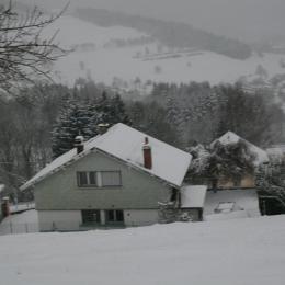 l'hiver - Location de vacances - Fraize