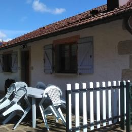 vue sur la foret vosgienne -gîte les Azalées - Location de vacances - Rupt-sur-Moselle