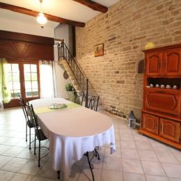 Chambre d'hôtes - rangement et chambre spacieuse - Chambre d'hôtes - Le Clerjus