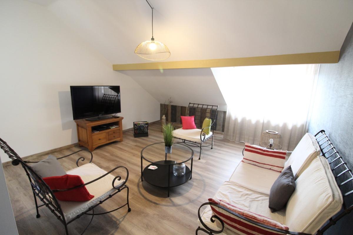 Chambre 2 - Location de vacances - La Forge
