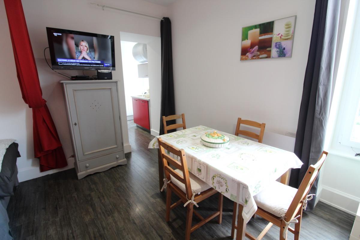 Espace repas - Location de vacances - Vittel