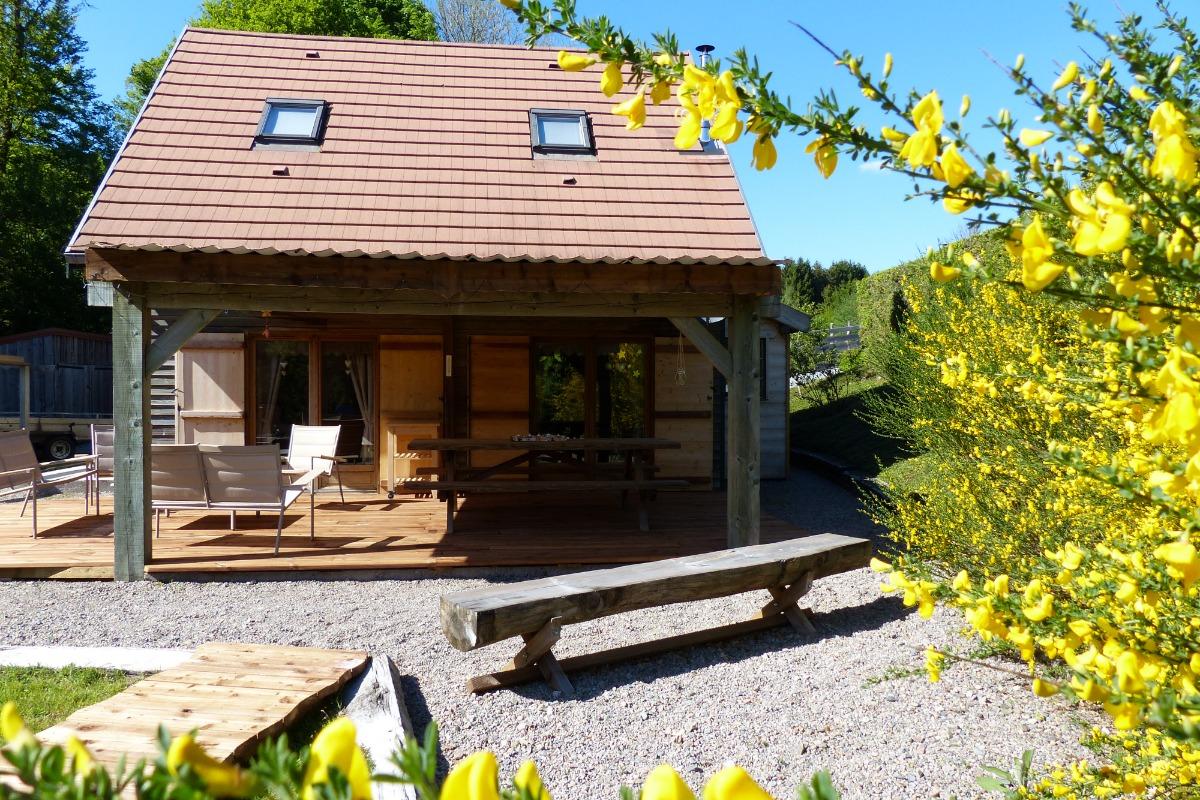 Chalet Bruyère - Location de vacances - Saint-Maurice-sur-Moselle
