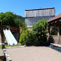 La chambre au rez-de-chaussée - Location de vacances - Saint-Maurice-sur-Moselle