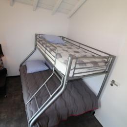 Chambre 1 - Location de vacances - Saulxures-sur-Moselotte