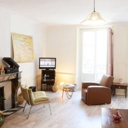 Espace TV - Appartement Stanislas - Location de vacances - Plombières-les-Bains