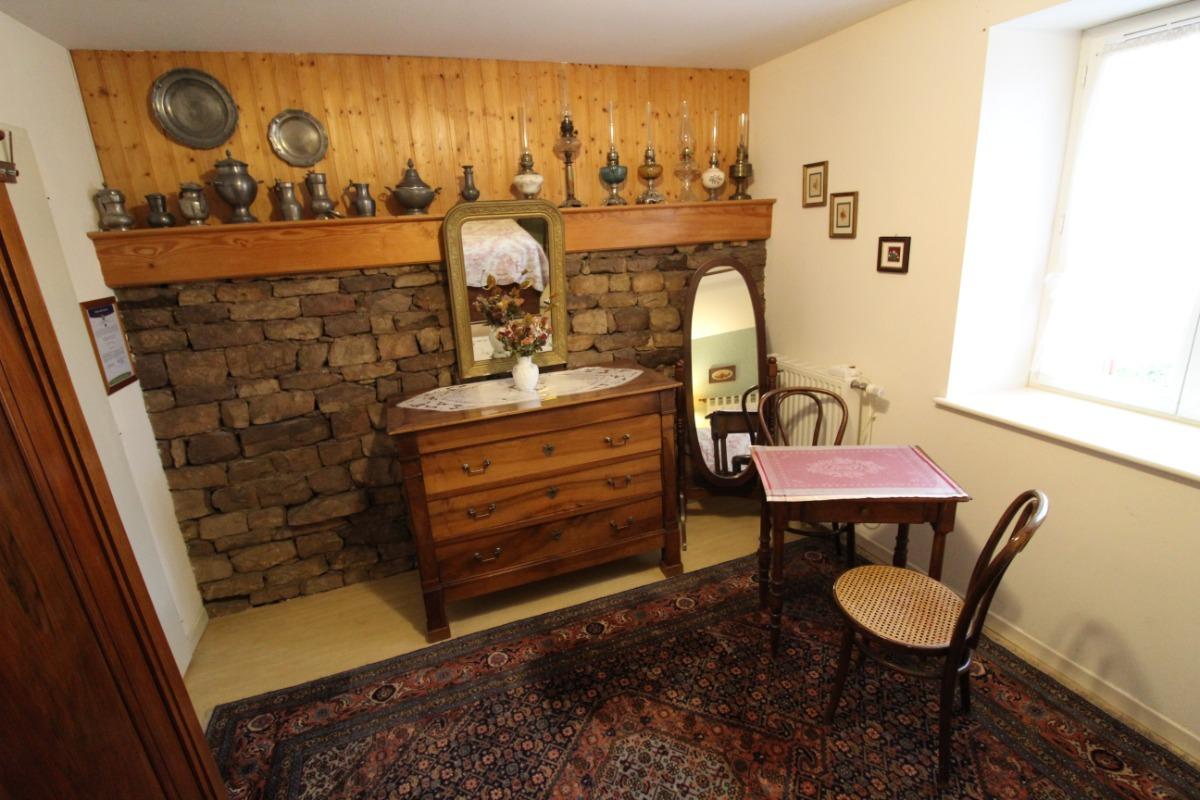 Chambre 1 Petit Bureau - Le Verger des Fontenelles - Chambre d'hôtes - Bains-les-Bains