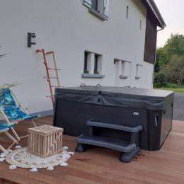 Chambre 1 Lit 180 - Au Gite des Mazes - Location de vacances - Ban-sur-Meurthe-Clefcy