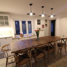 Salle d'eau étage - Au Gite des Mazes - Location de vacances - Ban-sur-Meurthe-Clefcy