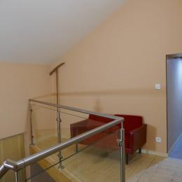 La mezzanine - Location de vacances - Raon-aux-Bois