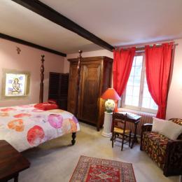 Suite familiale Jeanne d'Arc - Chambre d'hôtes le Prieuré - Chambre d'hôtes - Aydoilles