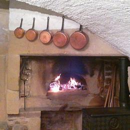 Four à pain traditionnel - Chambre d'hôtes le Prieuré - Chambre d'hôtes - Aydoilles