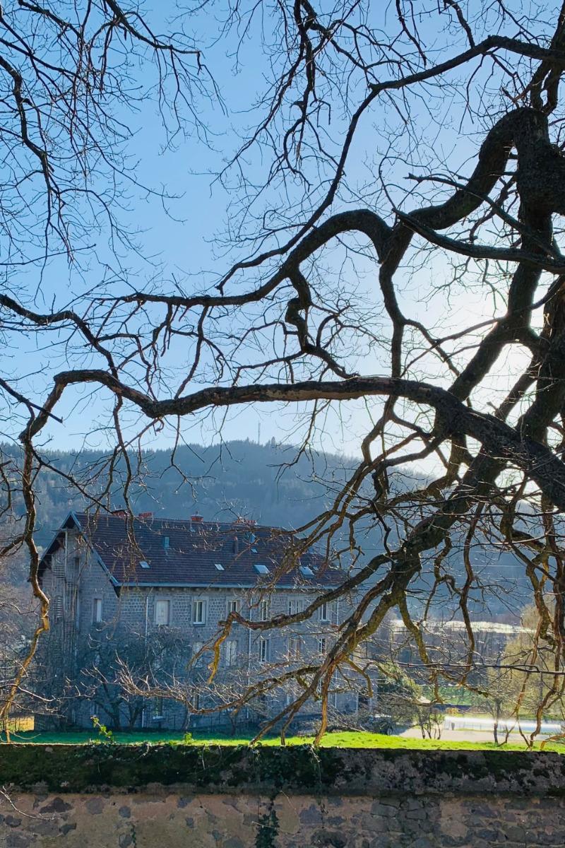 Le Domaine vu des bois - Location de vacances - Plainfaing