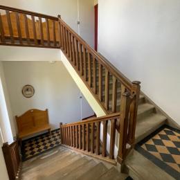 L'escalier Chapelle - Location de vacances - Plainfaing