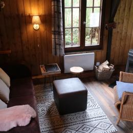 Esprit Montagne, espace salon cocooning - Location de vacances - Ban-sur-Meurthe-Clefcy