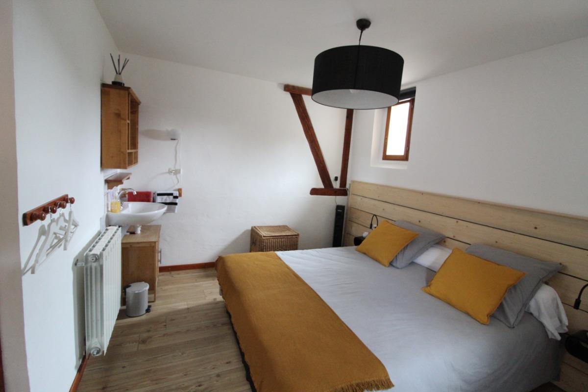 Chambre La Schlucht - Domaine Le Chêne Vosges - Chambre d'hôtes - Ban-sur-Meurthe-Clefcy