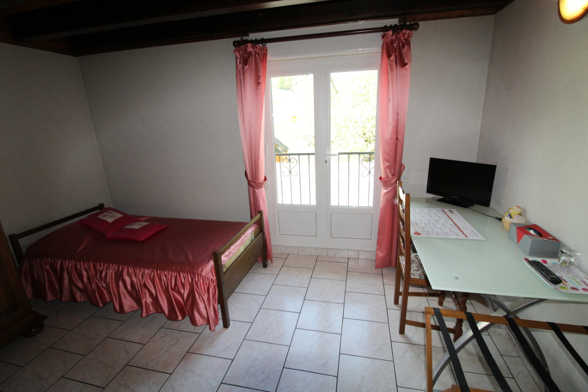 Appartement dans la maison des propriétaires - Location de vacances - Ban-de-Laveline
