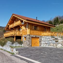 Chalet Cosy Home - Location de vacances - La Bresse