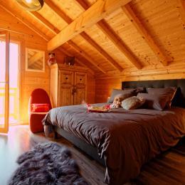 Chambre Lynx - Location de vacances - La Bresse