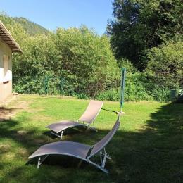 Espace salon - Gîte Myrtille - Location de vacances - Taintrux