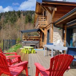 chambre 1 rdc 1lit double - Location de vacances - Xonrupt-Longemer