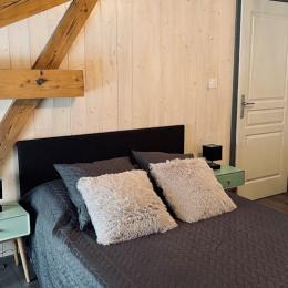 CHAMBRE 2 - Location de vacances - La Bresse