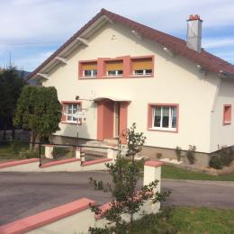 Chez Papy Roger - Location de vacances - Entre-deux-Eaux