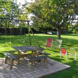 Espace détente - Location de vacances - Treigny