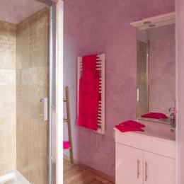 Salle de bain - Chambre d'hôtes - Mailly-la-Ville
