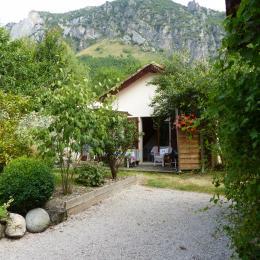 gite  la sabotiere à Tarascon/Ariège - Location de vacances - Surba
