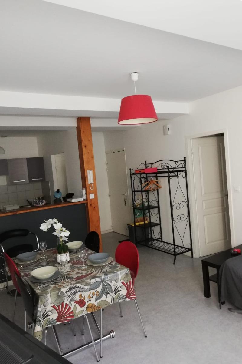 Chambre lit 140 - Location de vacances - Ax-les-Thermes