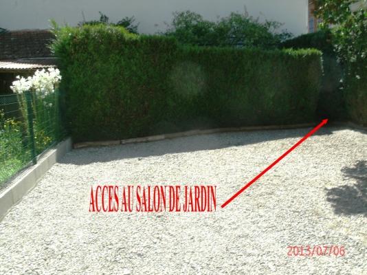 Parking - Location de vacances - Les Cabannes