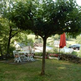 Séjour avec coin cuisine - Location de vacances - Moulis
