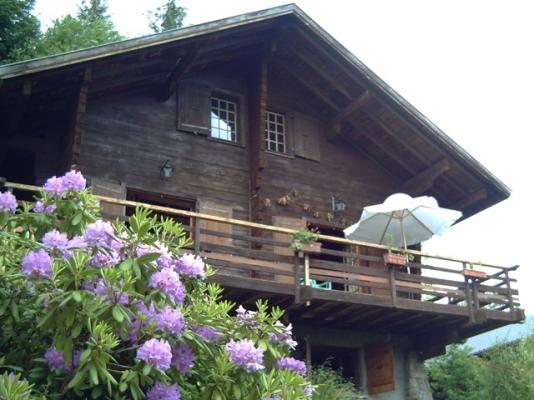 terrasse coté sud - Location de vacances - Ax - Station D'Ax 3 Domaines
