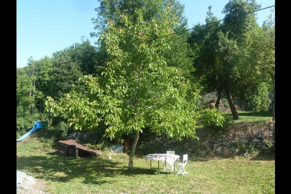 Jardin - Location de vacances - Appy