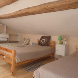 Chambre triple - Location de vacances - Appy