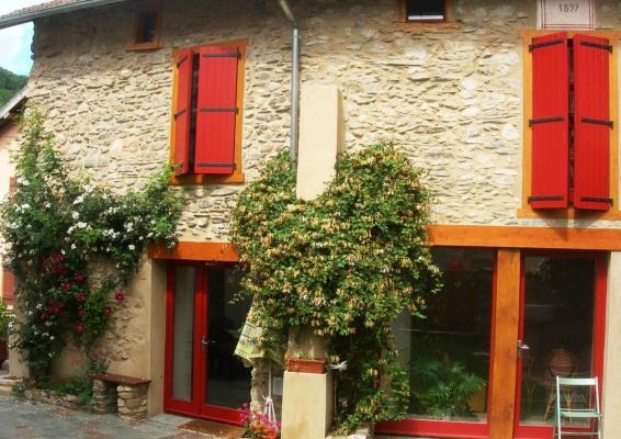 lesvoletsrouges - Chambre d'hôtes - Garanou