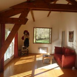 Mezzanine - Location de vacances - Aston