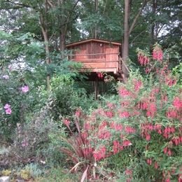notre jardin - Location de vacances - Saint-Jean-du-Falga
