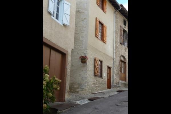 Pièce à vivre - Location de vacances - Saint-Lizier
