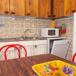 Petite cuisine/débarras - Location de vacances - Saint-Girons