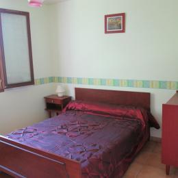 chambre - Location de vacances - Saint-Jean-de-Verges