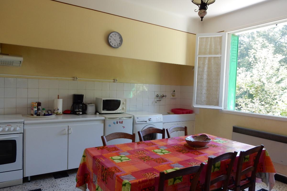 Cuisine - Location de vacances - Le Mas-d'Azil