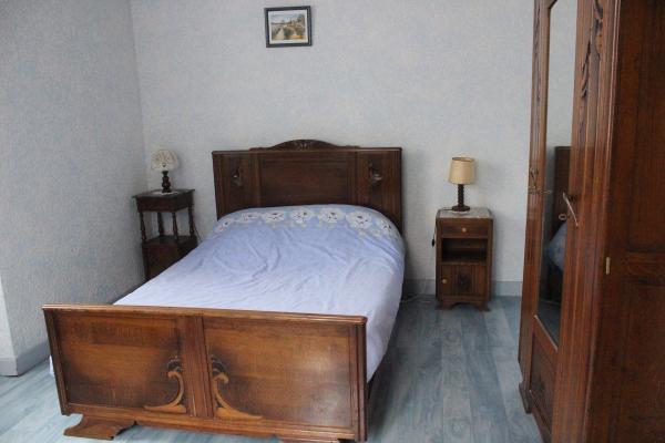 chambre 1 - Location de vacances - Château-Verdun