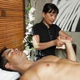 massages aux bains du couloubret - Chambre d'hôtes - Ignaux